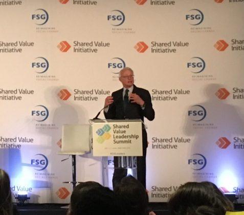 Michael Porter, Co-founder of FSG and Harvard Business School Professor