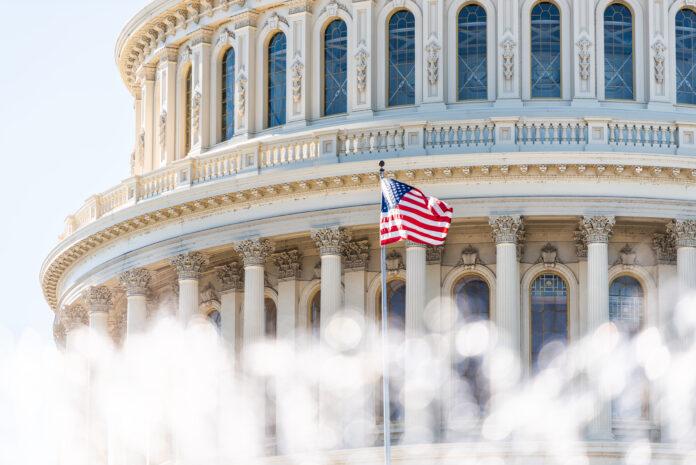 US Congress dome
