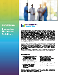 Healthcare Solutions PDF
