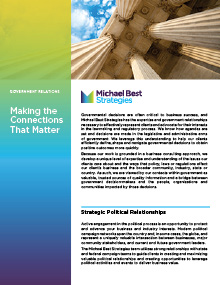Strategic Political Relationships PDF