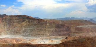 Open Pit Mine, Morenci, AZ