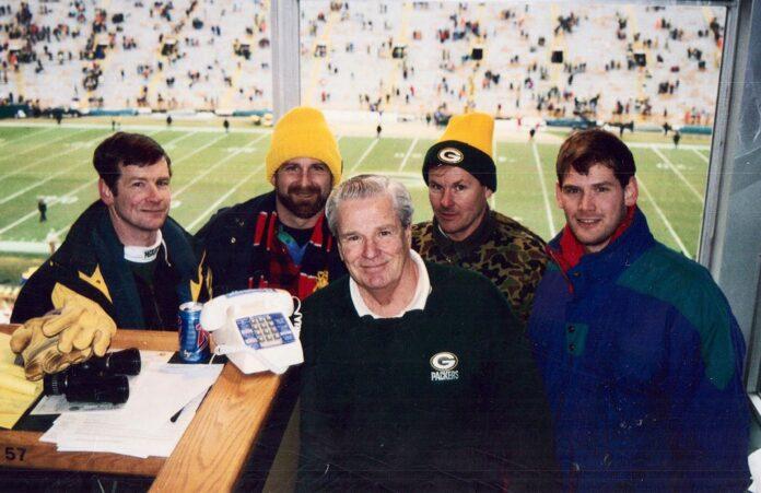 Robert Marchant Green Bay Packers