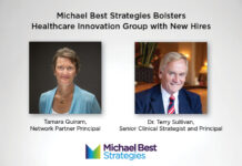 Michael Best Strategies Bolsters Healthcare Innovation Group with New Hires Tamara Quiram & Dr. Terry Sullivan