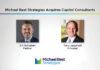 Michael Best Strategies Acquires Capitol Consultants